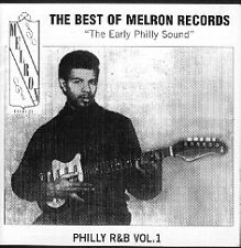 Best Of Melron Records-1961-1969, Philly R&B/Soul CD-Last copies! early Philly