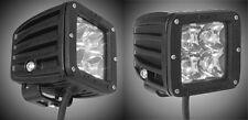 Dually LED Flood 2X2 Pair (2) Lights Lites ATV Car Sandrail UTV Jeep Offroad