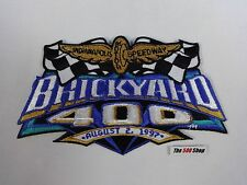 1997 Brickyard 400 Event Collector Patch Indianapolis Motor Speedway Indy
