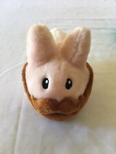 "Kidrobot Frank Kozik Bearded Stache Labbit Pink Relatively Hip Rabbit Plush 7"""