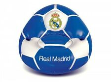Real Madrid FC Large Inflatable Chair With 2 Drinks Holders