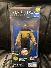 "Star Trek Starfleet Edition, Collector Series, Lt Commander Geordi LaForge 9"""