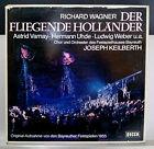 DER FLIEGENDE HOLLANDER RICHARD WAGNER - 1955 - 3 LP