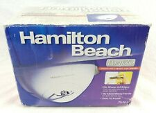 Hamilton Beach Under The Cabinet Can Opener  Smooth Edge w/ Mounting Hardware