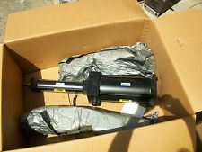 Parker Two Stage Hydraulic over Pneumatic Cylinder Ser 3L & Ser 2An New