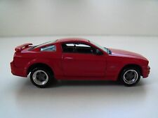 JOHNNY LIGHTNING - MUSCLE CARS - 2005 FORD MUSTANG GT (RED) - (LOOSE)