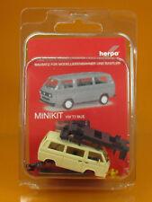 Herpa 013093 Minikit: Volkswagen VW T3 Bus - elfenbein