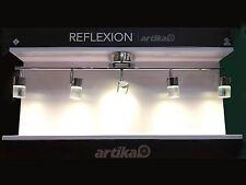 NEW Artika Reflexion 1600 Lumens 27W 5-Light LED Track Dimmable Modern Fixture
