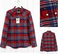 Camisas casuales de hombre rojo talla XL