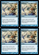 4x ESSENCE SCATTER M13 Magic 2013 MTG Blue Instant Com