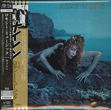 ROXY MUSIC Siren JAPAN SHM SACD 2015 SEALED UIGY-9669 cardboard sleeve IMPORT