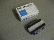 IKO NIPPON THOMPSON  linear guide / rail / slide / carraige bearing block