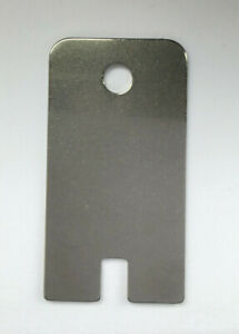 METAL / PLASTIC KEY: Fits Lotus & Tork Toilet Paper/ Soap/ Hand Towel Dispensers