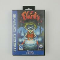 Flink | Sega Mega Drive | Complete | UK PAL | Excellent Condition | Aus Seller