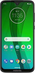Motorola Moto G7 64GB 4G LTE GSM Verizon AT&T T-Mobile Unlocked Ceramic Black