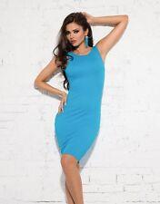 BY ALINA Minikleid Sommerkleid Partykleid Abendkleid Strandkleid 34-38 #A223