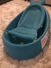 Skiphop Moby Smart Sling 3-Stage Tub in Blue Infant Bath