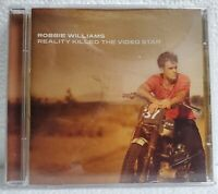 Robbie Williams Reality Killed the Video Star CD 2009 Morning Sun Bodies