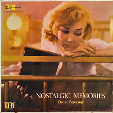 Oscar Peterson – Nostalgic Memories  LP Clef Records – MG C-695