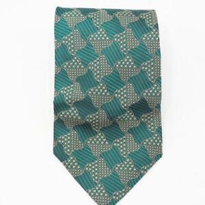 Vintage Kenneth Cole Tie 100% Silk
