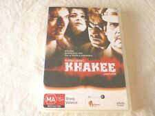 Khakee (DVD, 2005) Region 4 English Subtitles