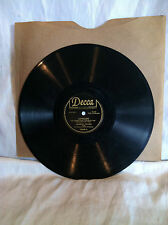 ANDREW SISTERS Decca Records AVOCADO/HER BATHING SUIT NEVER GOT WET Vocal w Orch