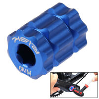 Bike Bicycle Tensioning Bolt Integrated Arm Crank Cap Installation Tool RemovLD