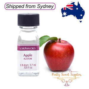 Lorann Concentrated Apple Flavour 3.7ml - Cake Decorating Cookie Cupcakes