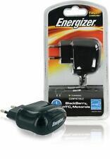 Energizer Cargador de Red Blackberry-Htc-Motorola 3 Conectores - Nuevo
