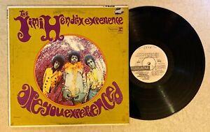 JIMI HENDRIX: Are You Experienced? LP Reprise mono white label promo