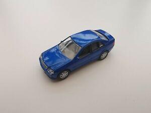 Blue Mercedes-Benz C Class 1/72 Epoch MTECH loose