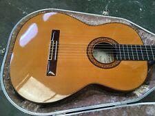 1988 Manuel Rodriguez Model D Classical Guitar + Hard Case