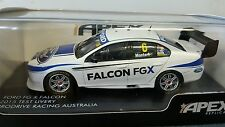 1:43 Ford FG-X Falcon Test Livery Prodrive Mostert Winterbottom  APEX REPLICAS