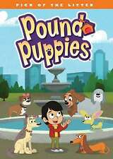 New: POUND PUPPIES PICK OF THE LITTER (5 Episodes) DVD