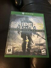 Sniper: Ghost Warrior 3 Limited Edition (Microsoft Xbox One, 2017) Season Pass