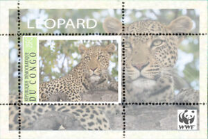 LEOPARD - 8 SHEETS private issue LIMITED EDITION!!!