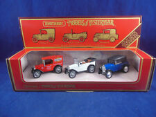 Matchbox Models of Yesteryear YS-65 Special limited edition Austin 7 Collection