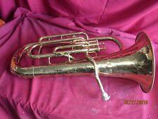Yamaha Brass YEP-201 3 valve Euphonium Japan Band Baritone horn Repair