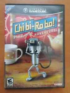 CHIBI-ROBO (NINTENDO GAMECUBE)