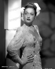 8x10 Print Dorothy Lamour Beautiful Fashion Portrait #770