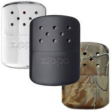Zippo A-Frame Chrome Hand Warmer Clamshell