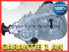 Boite de vitesses Renault Scenic RX4 2.0 16v  JC7S01 1an de garantie
