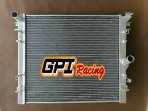 Aluminum Radiator Fit Jeep Wrangler JK 3.8L 3.6L 2007-2017 2016 2015 2014 2013