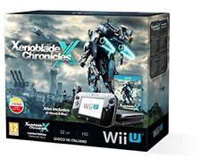 SEHR GUT: Nintendo Wii U Premium 32 GB mit Artbook und Map Konsole Gaming Spaß