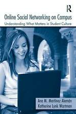 Online Social Networking on Campus: Understanding what matters in-ExLibrary