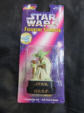 RoseArt Star Wars Figurine Stampers Yoda NEW IN PACKAGE