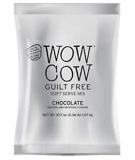 WOW COW Glutin free Soft serve Mix Chocolate