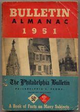 Bulletin Almanac 1951