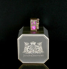 Juicy Couture Dice Charm Pink Pave Rare Retired