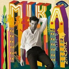 Mika - No Place in Heaven [New CD] UK - Import